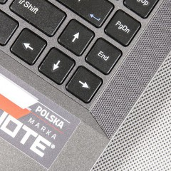 Wideotest laptopa XNOTE HYPERBOOK PRO