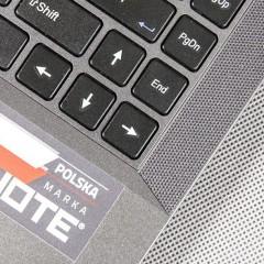 Wideotest laptopa XNOTE HYPERBOOK PRO