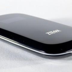 ZTE MF60  wideotest mobilnego modemu 3G WiFi