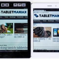 Acer Iconia A1-811 czy GOCLEVER ARIES 785? Który tablet z 3G wybrać?