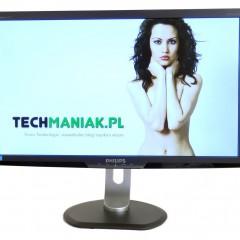Philips Brilliance 273P3 QPY  wideotest 27 monitora