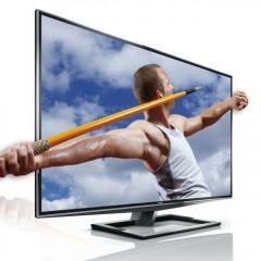 Wideotest telewizora Toshiba 55ZL2  3D bez okularów!