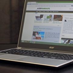 Wideotest: Acer Aspire V5-571P  niedrogi laptop 15,6 z ekranem dotykowym i Windows 8