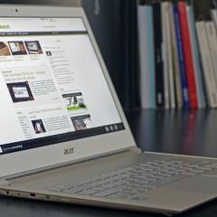 Wideotest: Acer Aspire S7-391  lekki, smukły, stylowy i wydajny Ultrabook
