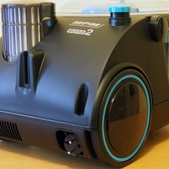 Wideotest: MPM MOD-09 – odkurzacz Bora 2 z filtrem wodnym