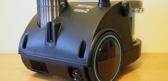 Wideotest: MPM MOD-09  odkurzacz Bora 2 z filtrem wodnym