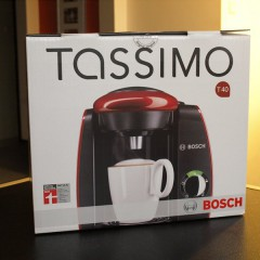 Wideotest ekspresu do kawy Bosch Tassimo T40