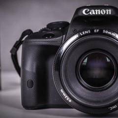 Wideotest lustrzanki Canon EOS 100D