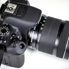 Wideotest lustrzanki Canon EOS 700D