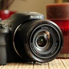 Sony Cyber-shot HX300  wideotest zaawansowanego megazoomu