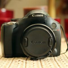 Canon PowerShot SX40 HS  wideotest zaawansowanego aparatu z zoomem x35