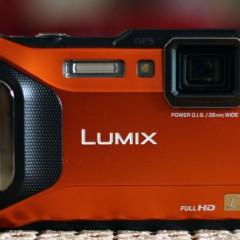 Panasonic Lumix DMC-FT5  wideotest wodoszczelnego kompaktu z WiFi i Full HD