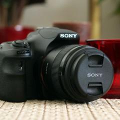 Wideotest Sony SLT-A58  dobra lustrzanka dla amatora