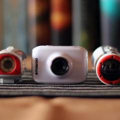 Wideotest: Polaroid XS7, XS20 i XS100  trzy nieduże i odporne kamerki wyczynowe
