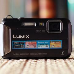 Wideotest: Panasonic Lumix DMC-FT25  wodoodporny kompakt na wakacje