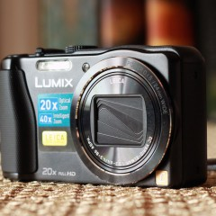 Wideotest: Panasonic Lumix DMC-TZ35  superzoom x20 do kieszeni