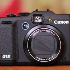 Wideotest: Canon PowerShot G15  zaawansowany kompakt z jasnym obiektywem