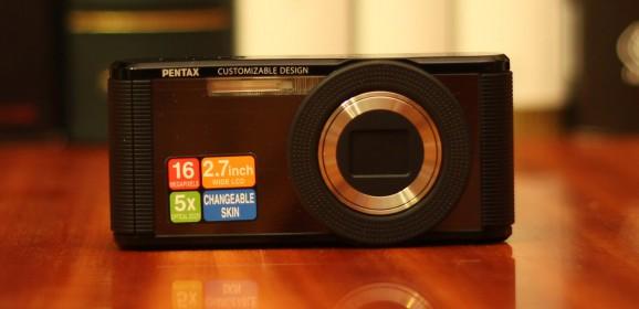 Wideotest: Pentax Optio LS465  solidny kompakt za nieduże pieniądze