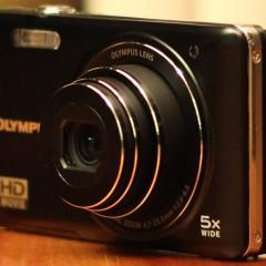 Wideotest Olympus VG-160  tani aparat z rozbudowanym pakietem filtrów