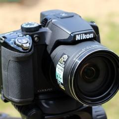 Wideotest Nikon Coolpix P510  zaawansowany aparat z 42-krotnym zoomem