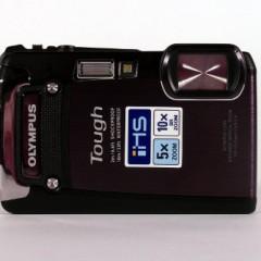 Olympus Tough TG-820  wideotest wytrzymałego kompaktu