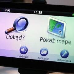 Garmin nüvi 3590  wideotest 5-calowej nawigacji GPS