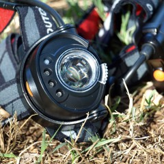 Lampa czołowa OUTDOOR PRO 100lm PLUS  wideotest techManiaK-a