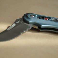 Nóż Buck 770 FlashPoint  wideotest techManiaK-a