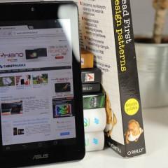 Wideotest tabletu ASUS MeMO Pad HD7