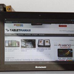 Wideotest tabletu Lenovo IdeaTab S6000