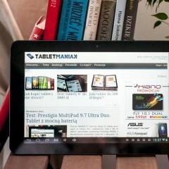 Wideotest tabletu Overmax Steelcore 10+ II