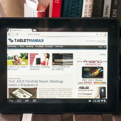 Wideotest tabletu Prestigio MultiPad 9.7 Ultra Duo