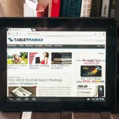 Wideotest tabletu Prestigio MultiPad 9.7 Ultra Duo