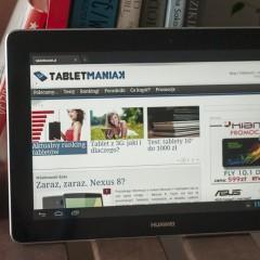 Wideotest tabletu Huawei MediaPad 10 FHD (S10-101L)