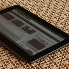 Overmax BaseCore 10  wideotest tabletu 10 z pełnowymiarowym USB