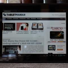 Wideotest Kruger & Matz KM0973G  tablet 9,7″ z IPS i 3G