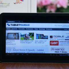Wideotest Lark FreeMe 70.65  czy warto kupić tablet za 220 zł?