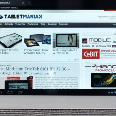Wideotest: Prestigio MULTIPAD 2 Ultra Duo 8.0 3G – niedrogi tablet 8″ do dzwonienia