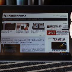 Wideotest: Manta Duo Power HD MID801 – niedrogi tablet 8 z Mali-400 MP i HDMI