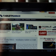 Wideotest: Adax 8JC1 – niedrogi tablet 8″ z dwurdzeniowym procesorem