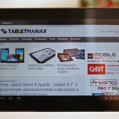 Wideotest: Lark FreeMe X2 10.1  tablet z matrycą IPS i portem HDMI