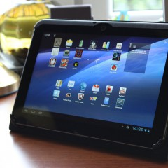 Wideotest Toshiba AT200-101  wydajny tablet z wyższej półki