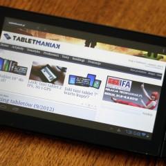 Wideotest Krüger&Matz KM0711  7-calowy tablet za grosze