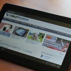 Wideotest: Overmax OVTablet OV-TB-09  niedrogi tablet 10