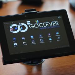 Wideotest GoClever TAB T76GPSTV  niedrogi tablet z DVB-T i GPS