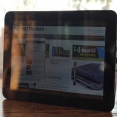 Wideotest Overmax SteelCore  budżetowy tablet z ekranem IPS