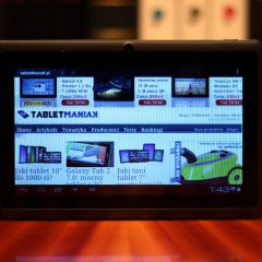 Wideotest: Lark FreeMe 70.6  7-calowy tablet za mniej, niż 200 zł