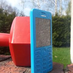 Wideotest: Nokia Asha 206: prosty telefon z wytrzymałą baterią