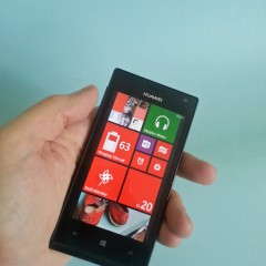 Wideotest: Huawei Ascend W1  elegancki telefon z Windows Phone 8
