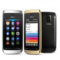 Wideotest: Nokia Asha 309  tani telefon dotykowy